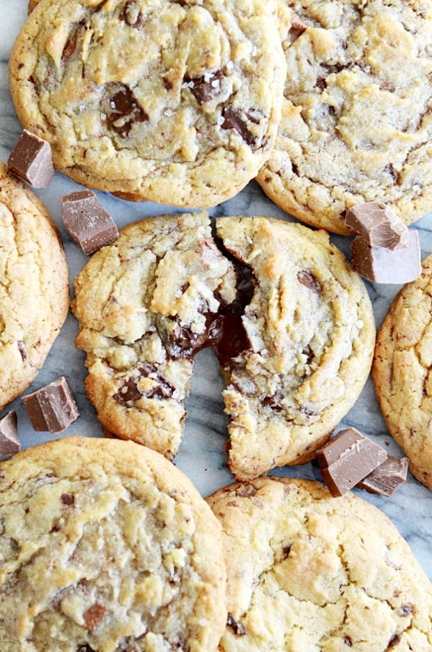 Dahlia Bakery's All-American Chocolate Chunk Cookies
