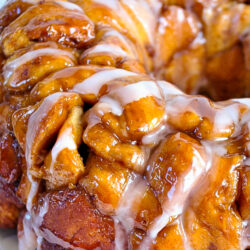 Cinnamon Roll Monkey Bread Recipe