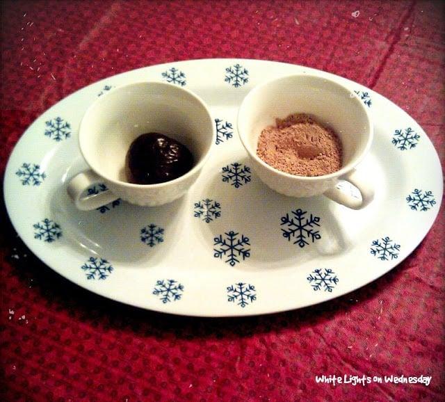Hot Chocolate Two Ways