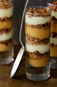 Pumpkin Praline Trifle Bakers Royale 2