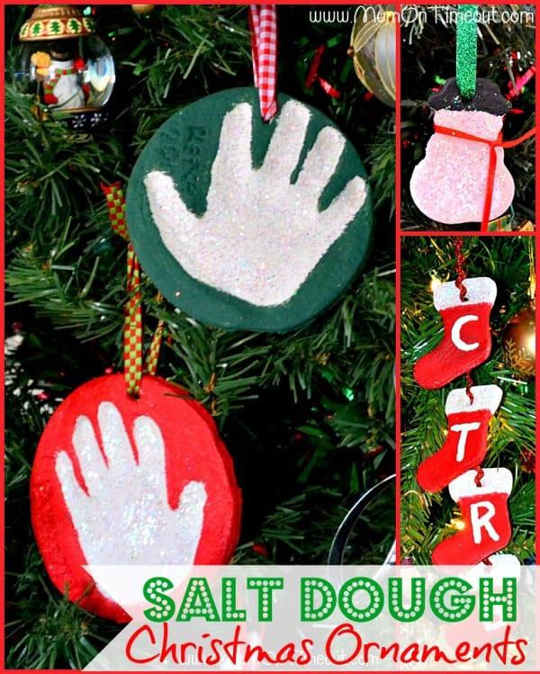 Salt Dough Christmas Ornaments E1353634145982