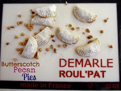 Butterscotch Pecan Pies