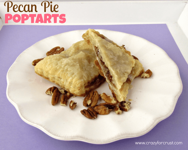 Pecan Pie Poptarts