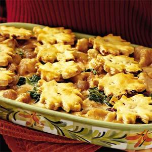 Turkey Pot Pie Sl 340098 L