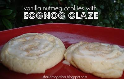 Eggnog Cookies main BLOG