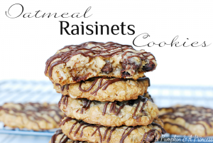 Oatmeal-Raisinets-Cookies-