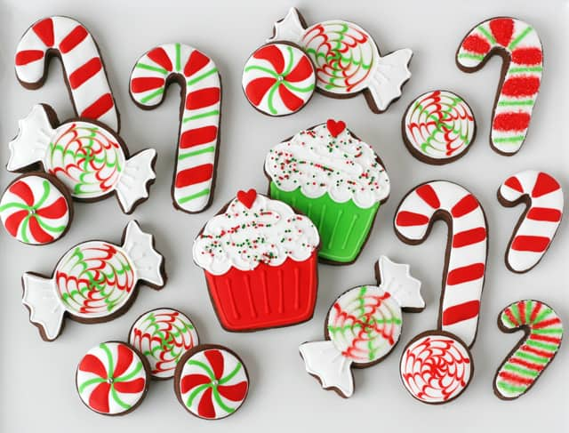 peppermint candy christmas - Candy Christmas
