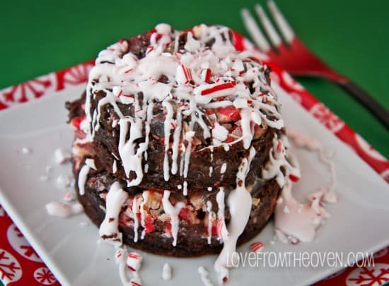 Peppermint Stick Cake Bars By Love From The Oven 5625 550x405 1