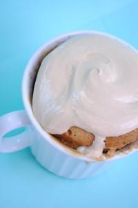 biscoff minute mug cake