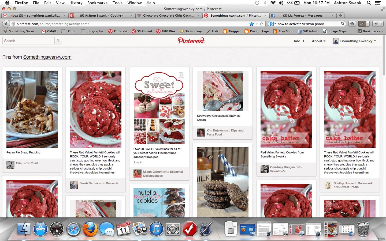 Create a Pinterest Sized Collage in #picmonkey www.somethingswanky.com
