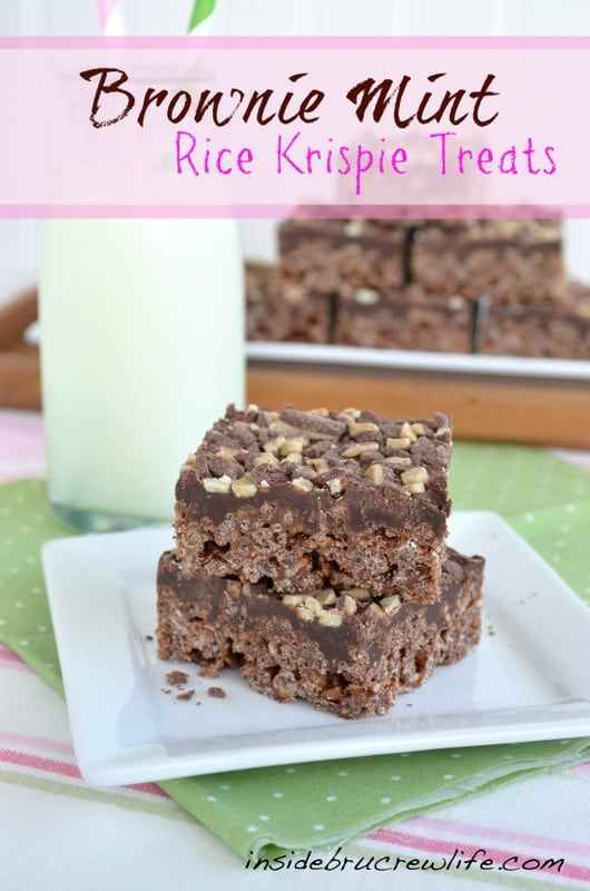 brownie-mint-rice-krispie-treats