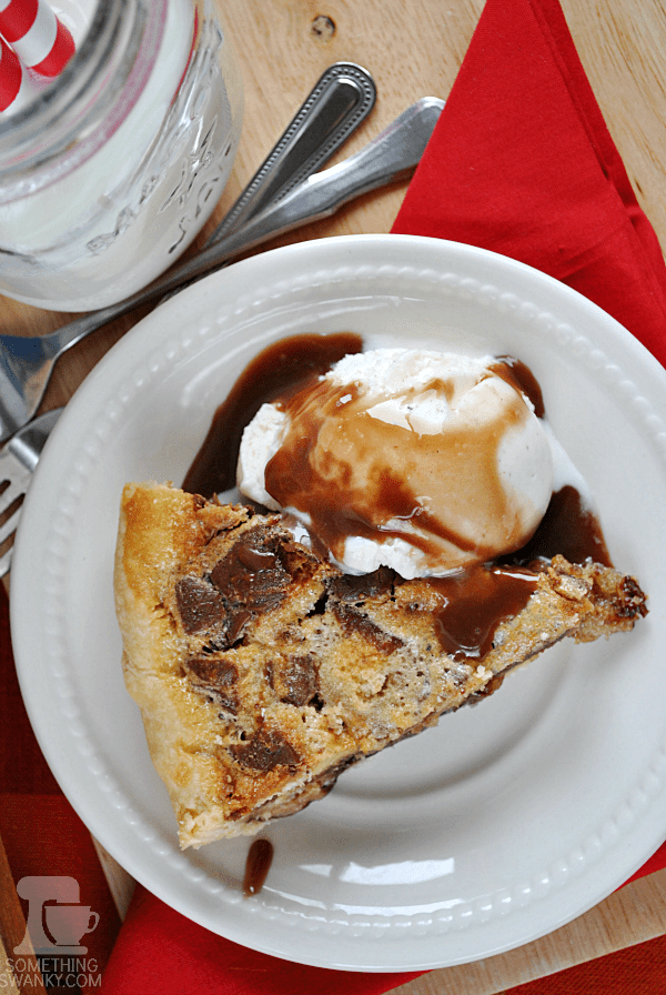 Peanut Butter #KandyKakes Chess #Pie from www.somethingswanky.com ... Definitely one of the yummiest desserts I've ever made. This is 100% PURE comfort food!
