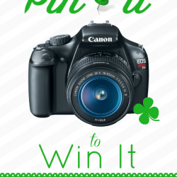 Pin it to Win it! Cannon Edition