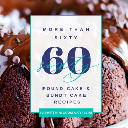 60 Pound Cake Recipes