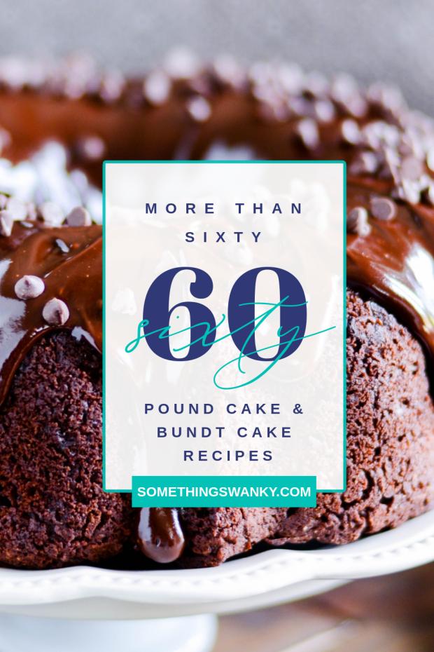 60 Pound Cake Recipes