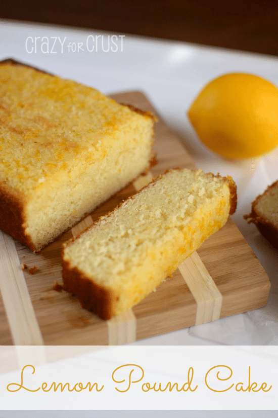 Recipes For Pound Cake With Ricotta Cheese