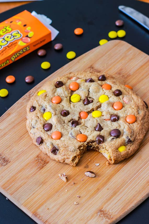 1-Giant-Peanut-Butter-Reeses-Pieces-Cookie
