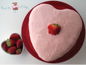 Strawberry Cake logo