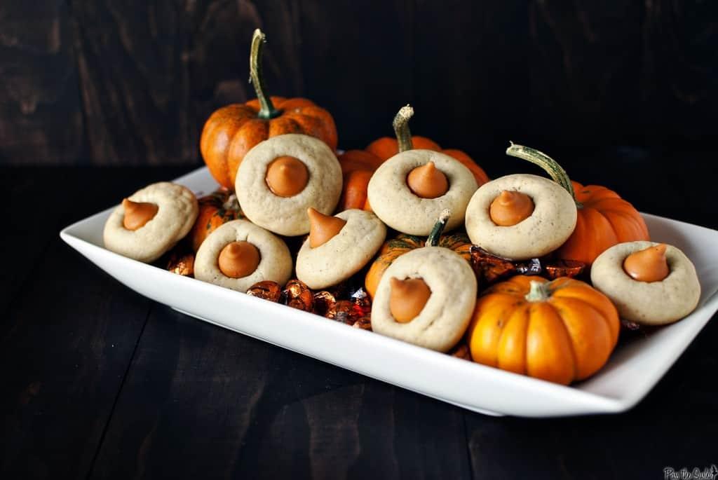 chai pumpkin spice cookies