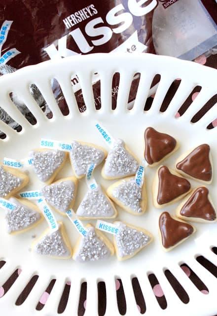 hershey's kiss cookies 005