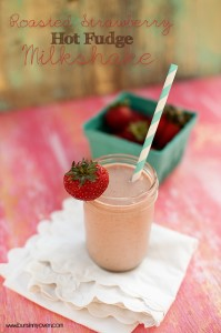 roasted-strawberry-hot-fudge-milkshake