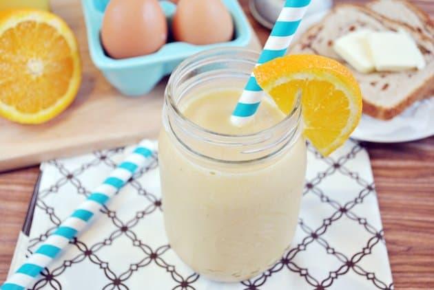 Easy Orange Julius Recipe