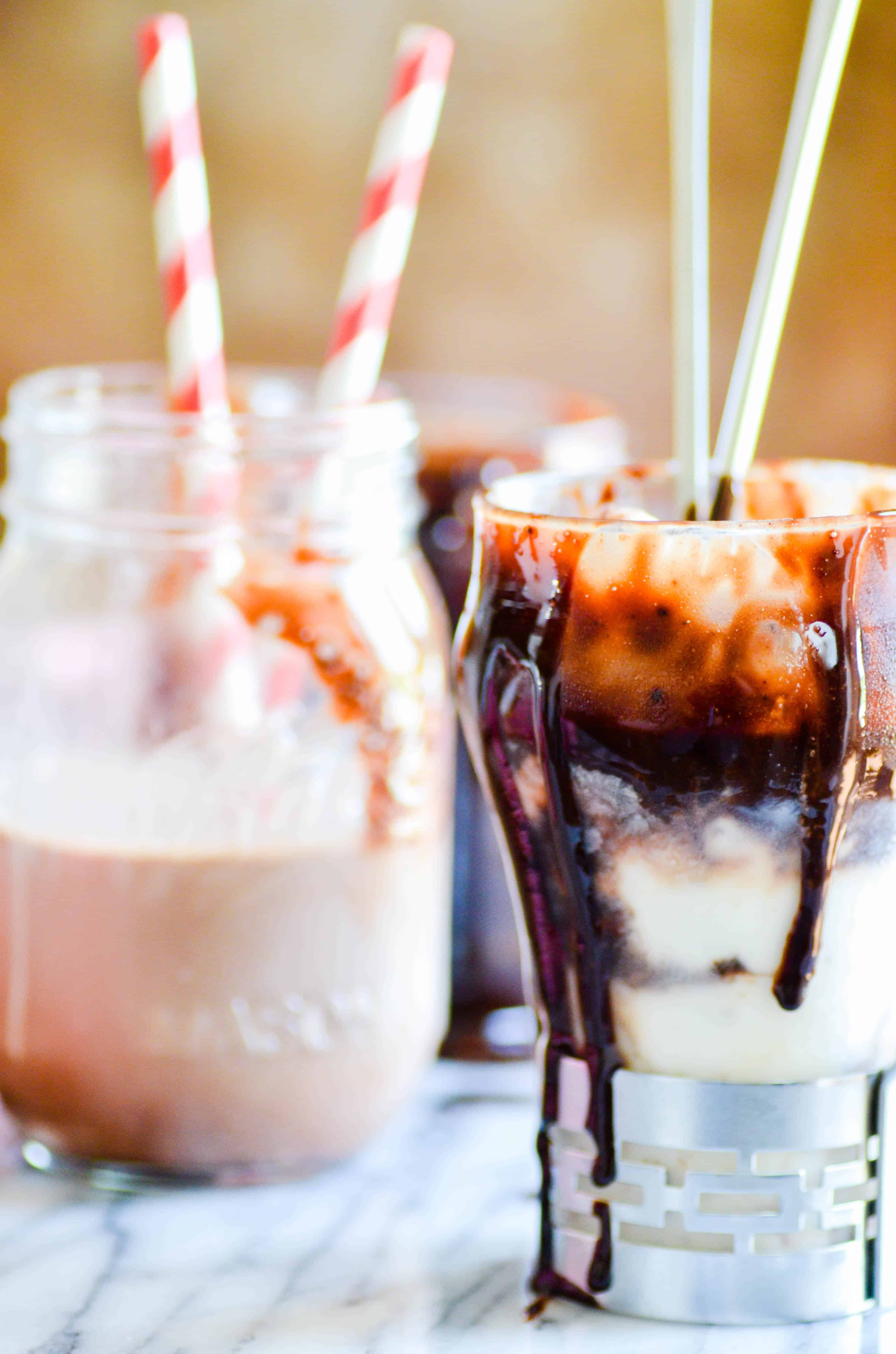 This homemade chocolate syrup comes together in just a few minutes with ingredients you already have on hand.
