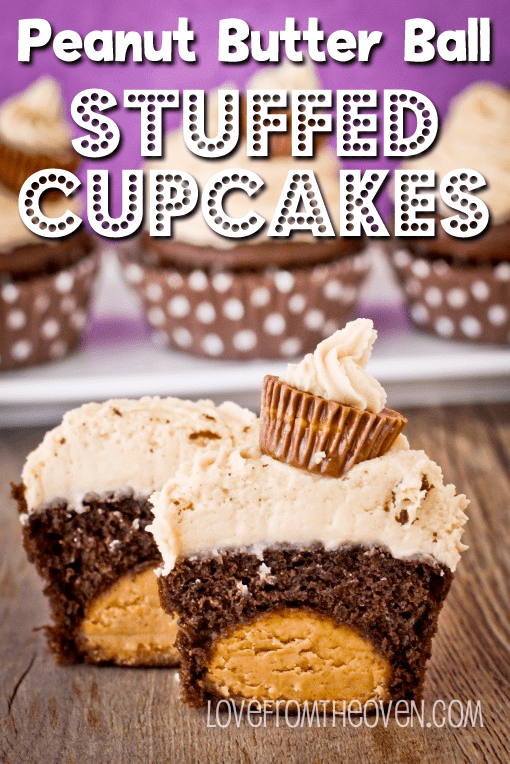 Peanut-Butter-Ball-Stuffed-Cupcakes-by-Love-From-the-Oven