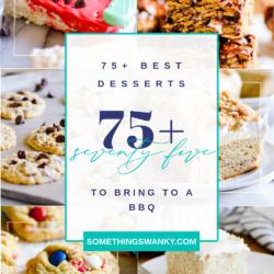 75 Best Desserts To Bring To A Bbq