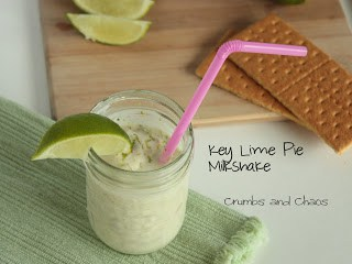 key lime pie milkshakes
