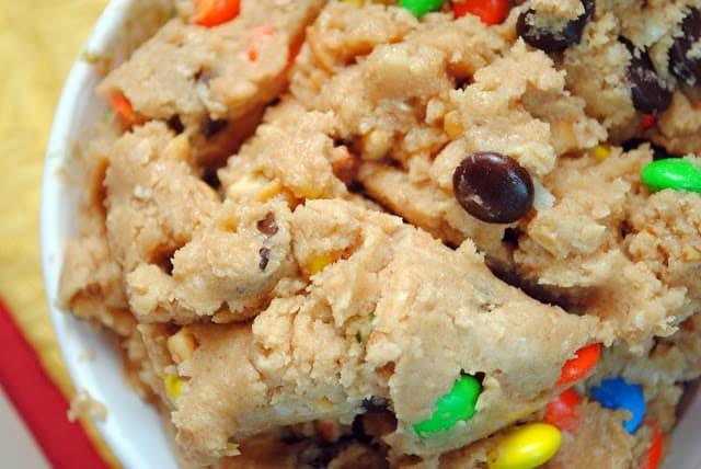 monstercookiedough