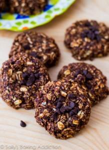 sallys.skinny.Chocolate-Peanut-Butter-Banana-No-Bake-Cookies-5