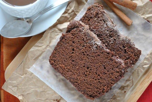 Starbucks Cinnamon Bread | www.somethingswanky.com