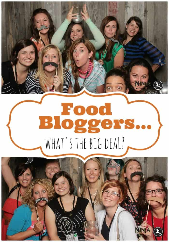 Food Bloggers: What's the big deal? And why do they need a conference??
