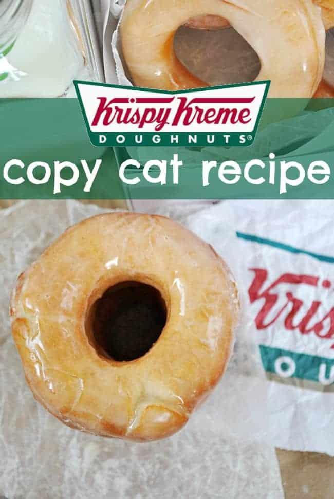 krispy kreme doughnuts krispy kreme donuts recipe make krispy kreme ...