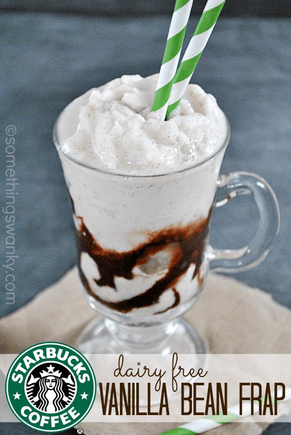 Starbucks Vanilla Bean Frapp (DF)