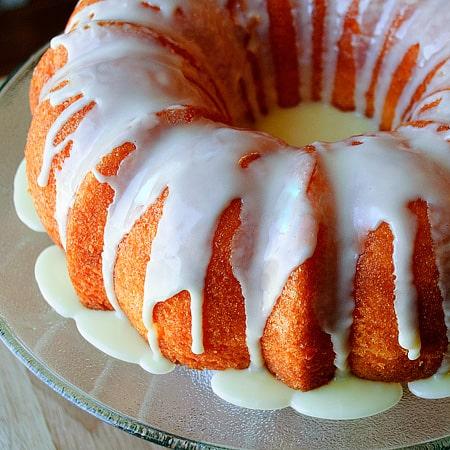 Simply Original Lemon Cake