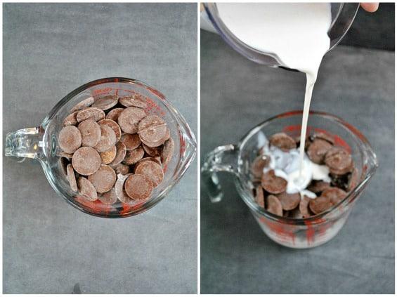 Chocolate Ganache | 4 Ways to Use it... www.somethingswanky.com