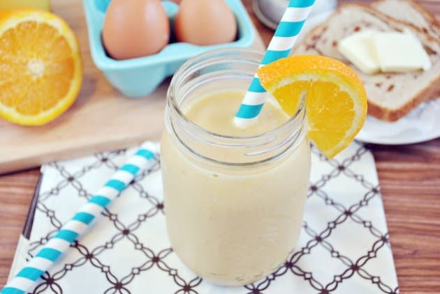 Copy Cat Orange Julius Recipe