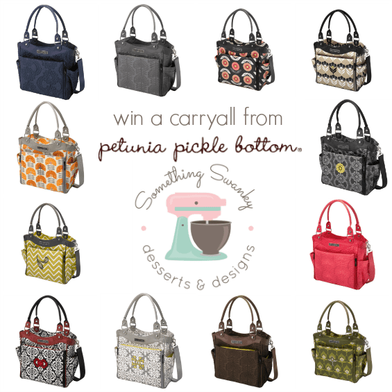Win a City Collection Carryall from @PetuniaPickleBottom at www.somethingswanky.com !!! #ppbss