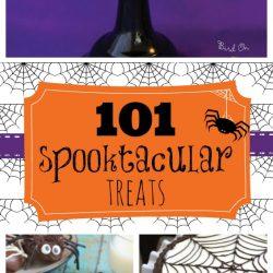 101 Spooktacular Treats   www.somethingswanky.com