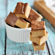 Reese's Fudge | www.somethingswanky.com