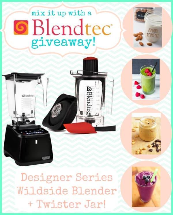 Blendtec Giveaway Pic