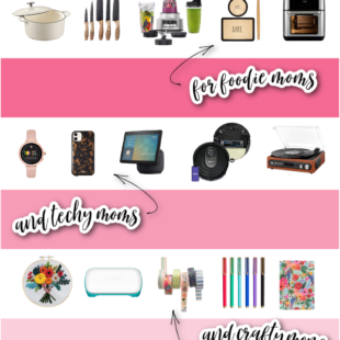 Mother's Day Ideas: Gift Guide