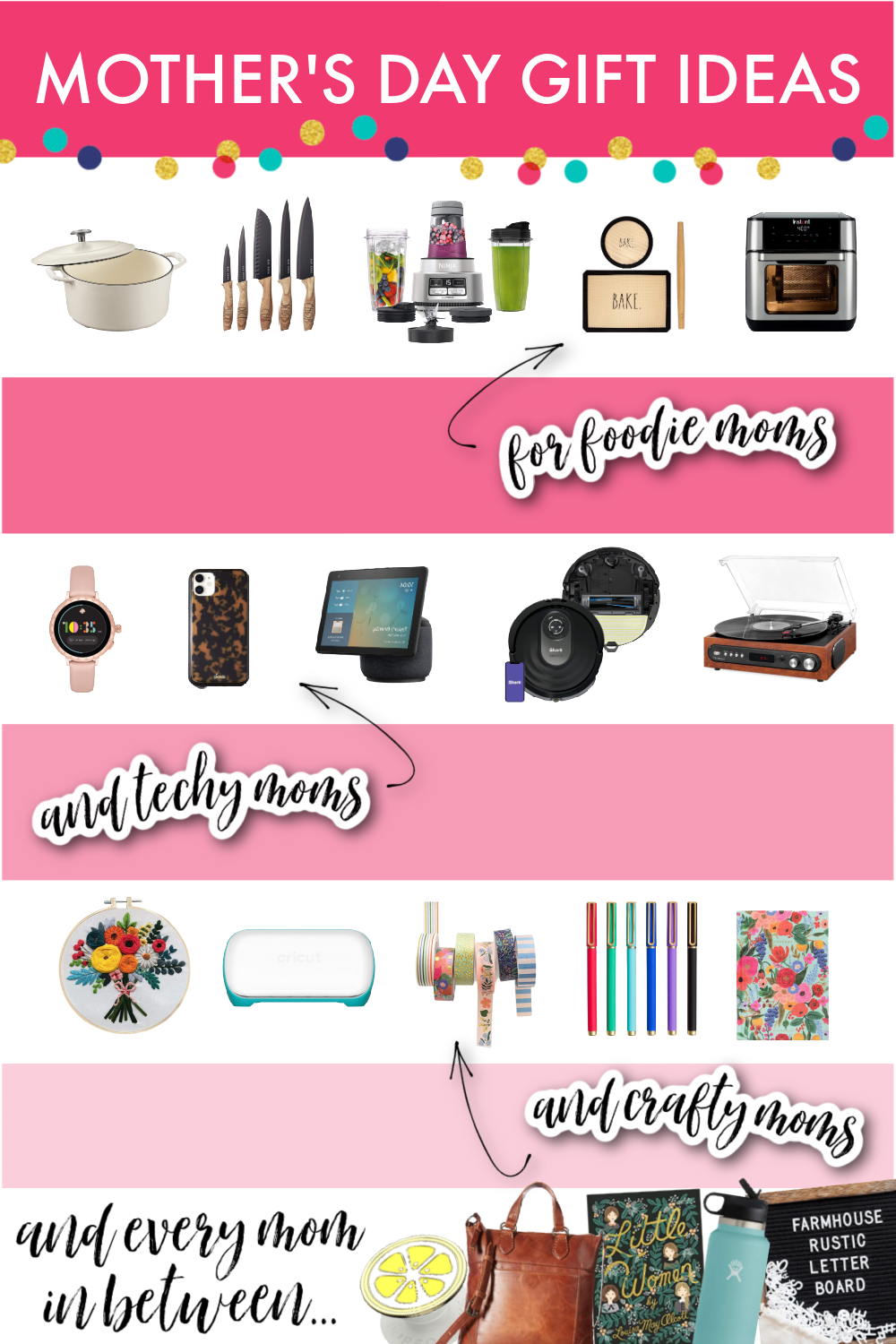 """Mother's Day """"our Favorite Things"""" Giveaway Recipe"""