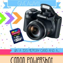 Win Amazon's #1 Bestselling P&S Camera!