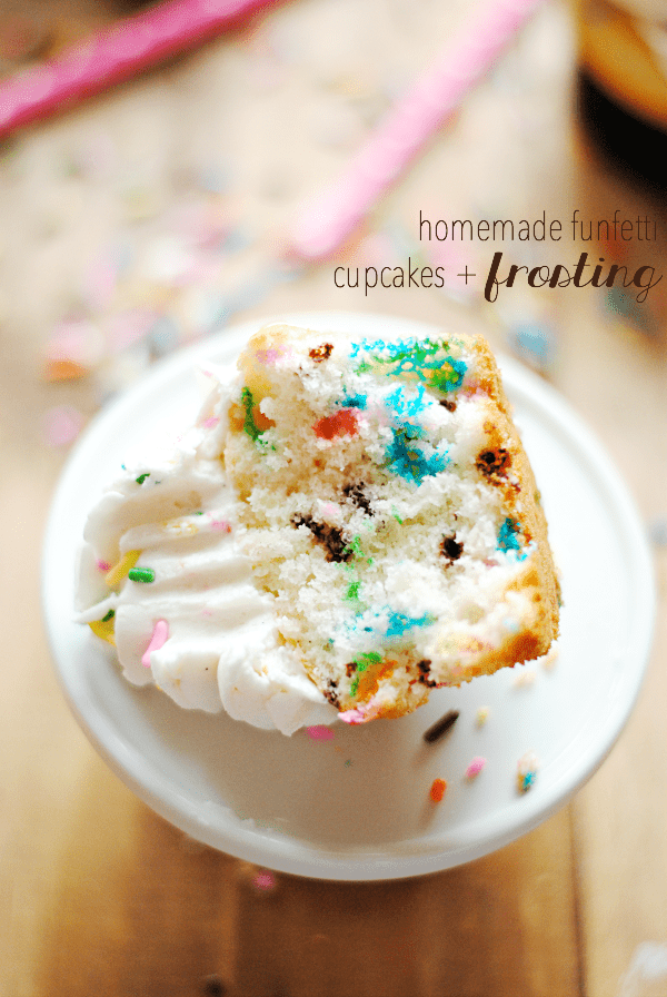 What Frosting Goes With Funfetti Cake