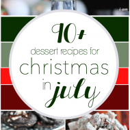 90+ Recipes for Christmas in July | www.somethingswanky.com
