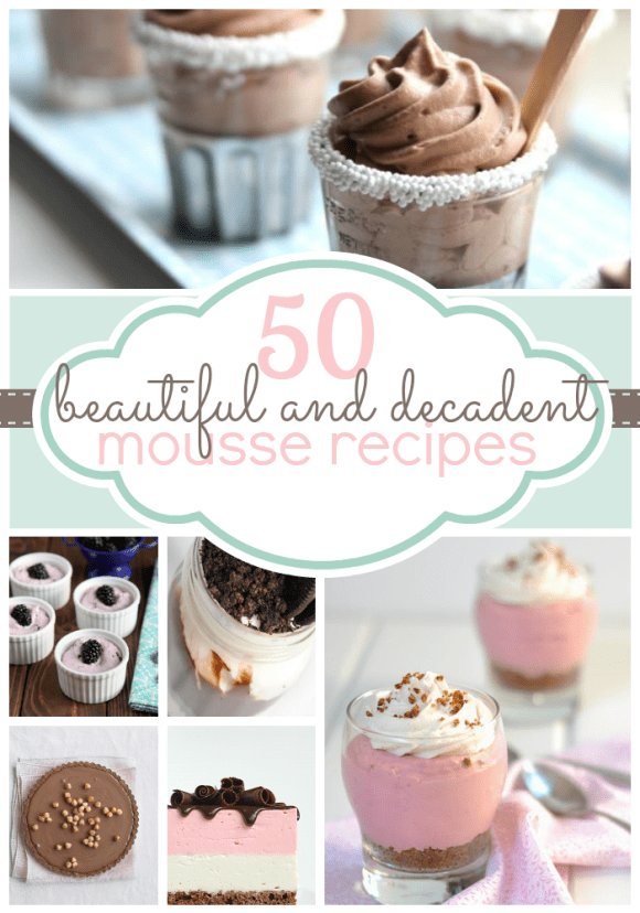 50 Mousse Recipes