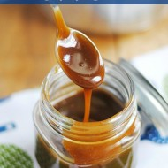 Homemade Salted Caramel Sauce is easier to make than you think it is and SO worth it!